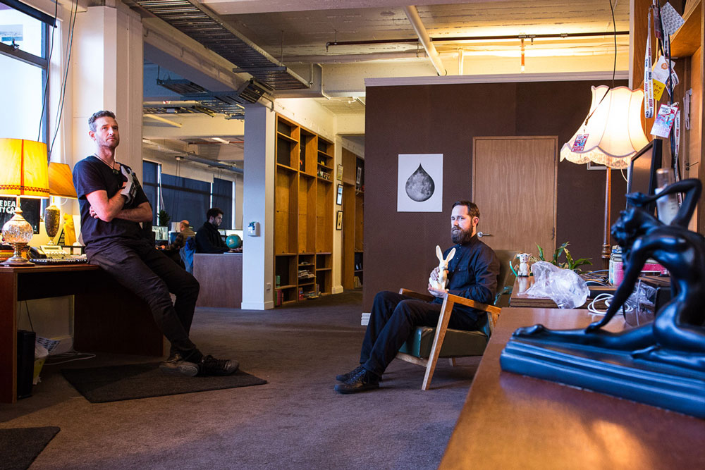 Resn wins aoy in uk canada for Design agency amsterdam