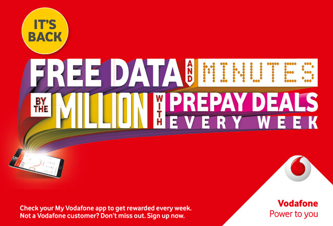 vodafone prepay deals nz