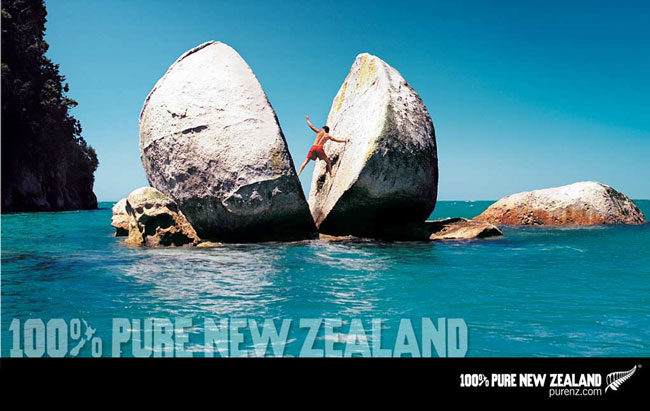 Tourism NZ wants global pitch (updated)