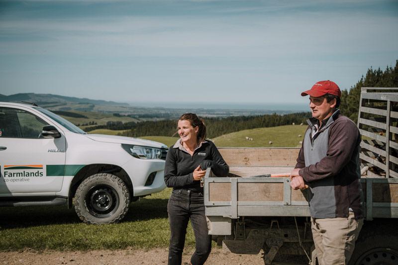 Farmlands taps DDB & Track