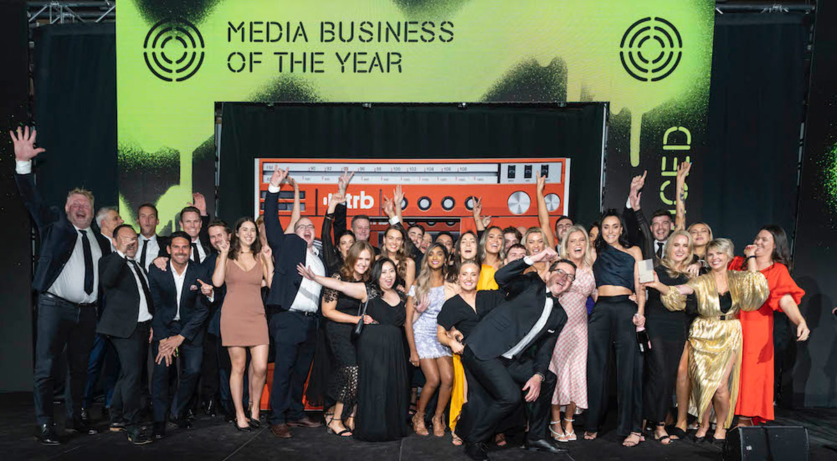 FCB Media got noticed at this year's Beacon Awards in association with oOh!media